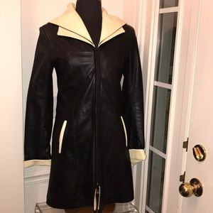 La Pelle Convertible Coat/Dress